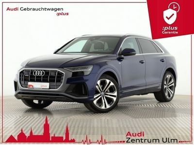 gebraucht Audi Q8 50 TDI quattro tiptronic MATRIX AHK LUFT