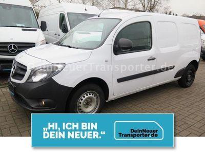 gebraucht Mercedes Citan 109 CDI EXTRALANG SERVICE NEU 1.HD TEMPOM.