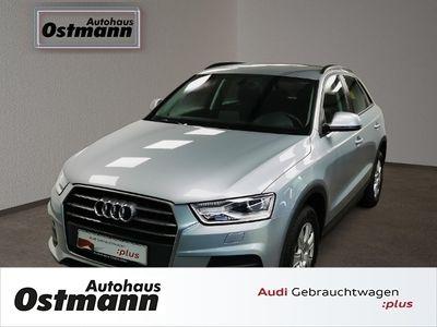gebraucht Audi Q3 basis 2.0 TDI Xenon*Navi*Euro6