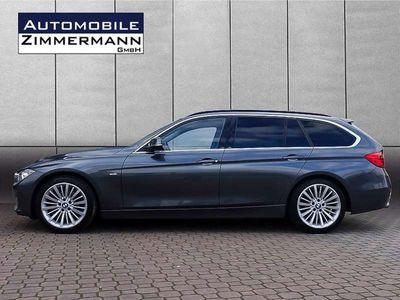 gebraucht BMW 330 d Touring Luxury Line Pano,Automatik*199.-monatl.*