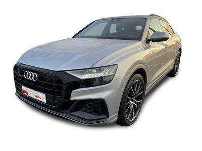 gebraucht Audi Q8 55 TFSI qu 2x S line-Luft-AHK-ACC-Stdhzg-HuD-