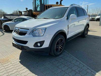 gebraucht Opel Antara 2.0 Navi vollleder als SUV/Geländewagen/Pickup in Saarlouis