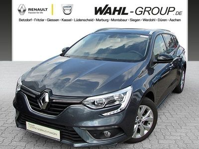 gebraucht Renault Mégane GrandTour LIMITED Deluxe TCe 160 GPF (ALLW/EASY-PAK)
