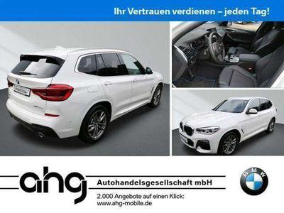 gebraucht BMW X3 X3 MxDrive20d M SPORT AT Innovationsp. Navi Prof.
