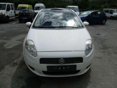 gebraucht Fiat Grande Punto 1.4 16V Dynamic KLIMA