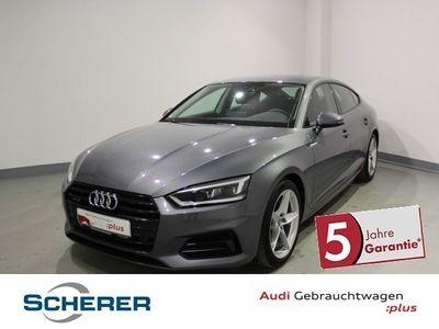 gebraucht Audi A5 Sportback 40 TDI qut*Sport*VC*NaviPlus*LED*Optikpaket *18*