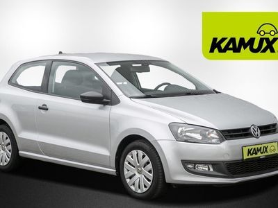gebraucht VW Polo 1.2 Trendline +Navi +Bluetooth +Cool & Sound