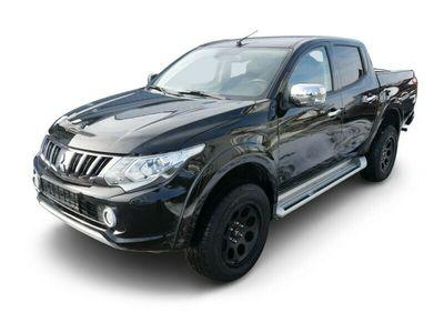 gebraucht Mitsubishi L200 2.4 DI-D 4WD DOPPELKABINE TOP * LEDER * NAVI * XENON * RάCKFAHRKAMERA * 18 ZOLL