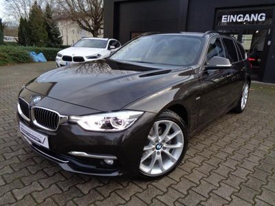 gebraucht BMW 320 d xDrive Touring Luxury Line Autom.Euro6 Navi Professional AHK LED Komfortzugang PDC