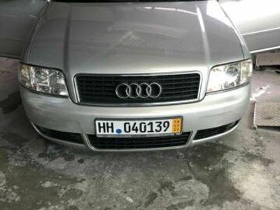 gebraucht Audi A6 Avant Kombi 2,5 160ps Klima Leder 4B