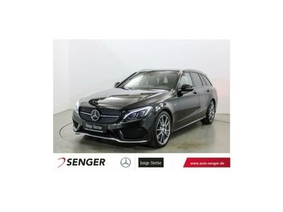 gebraucht Mercedes 450 T AMG Panorama Comand Distronic Head-Up