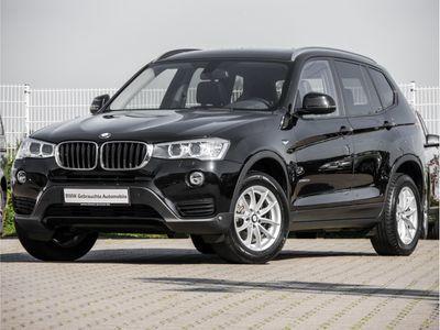 gebraucht BMW X3 xDrive20d ADVANTAGE Navi Business Panorama