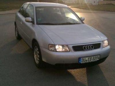 gebraucht Audi A3 1.6