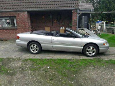 gebraucht Chrysler Stratus 2.0LX Cabrio