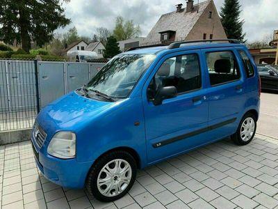 gebraucht Suzuki Wagon R BENZIN 1300 CM PERSONENKRAF...