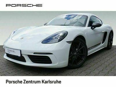 gebraucht Porsche 718 Cayman T Sportabgasanlage Sportfahrwerk