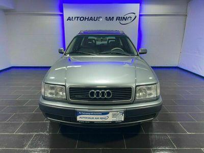 gebraucht Audi 100 Avant 2,6i Quattro Sport SCHIEBEDACH LEDER