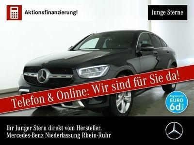 gebraucht Mercedes 200 GLCCp. 4M AMG SHD LED Keyl-GO Kamera Sitzh