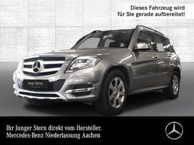 gebraucht Mercedes GLK220 CDI 4M AHK Temp