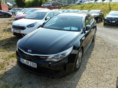 gebraucht Kia Optima Hybrid Sportswagon Spirit