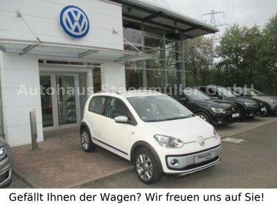 gebraucht VW cross up! up!1,0l KLIMA