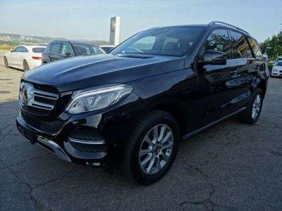gebraucht Mercedes GLE250 d 4Matic AHK COMAND ILS AIRMATIC ACC