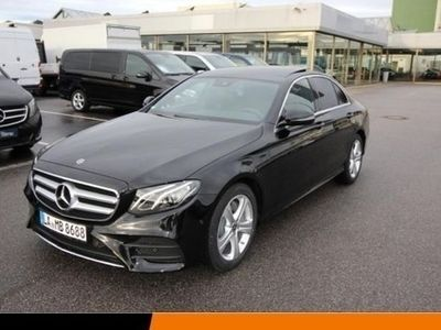 gebraucht Mercedes E300 AMG*Widescreen*Pano*DAB*Rü-Cam*Business
