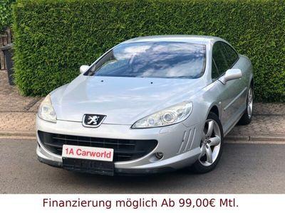 gebraucht Peugeot 407 Coupe Sport
