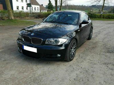 gebraucht BMW 125 Coupé i M-Paket Xenon Scheckheft