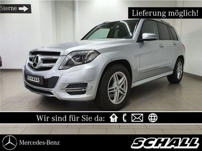 gebraucht Mercedes GLK250 BT 4M SPORT INT/INTELLIGENT LIGHT/COMAND
