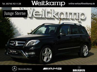 gebraucht Mercedes GLK220 CDI 4M AMG+Panorama+AHK+Kamera+Comand Pano.-Dach