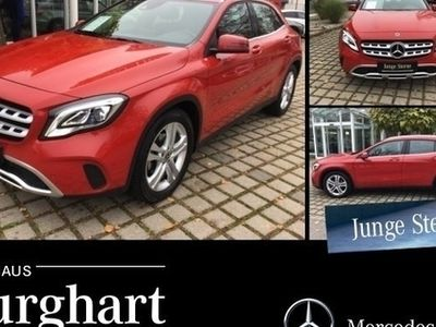 gebraucht Mercedes GLA200 d Urban/Business/LED/Parkpilot/AHK/Navi KeylessGo