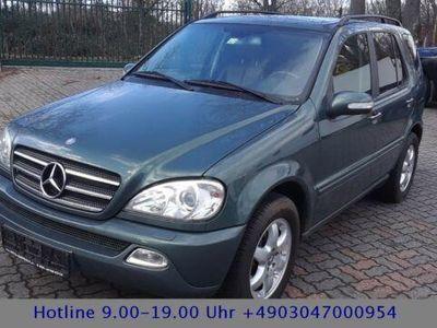 używany Mercedes ML500 M-Klasse
