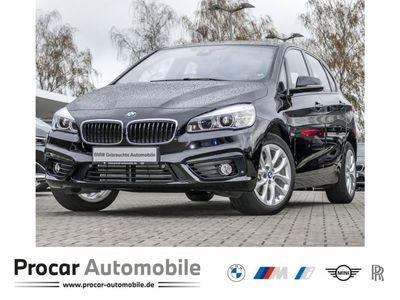 gebraucht BMW 218 Active Tourer 2er i Sport Line