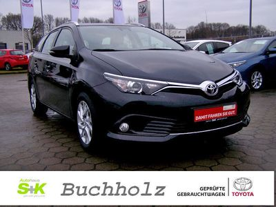 gebraucht Toyota Auris 1.2 Turbo Touring Sports Design Edition
