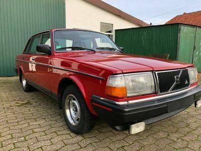 gebraucht Volvo 240 GL Limousine 244 2.3 TÜV neu, H-Kennzeichen