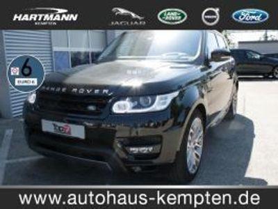 gebraucht Land Rover Range Rover Sport SDV6 FAP HSE Dynamic EURO 6