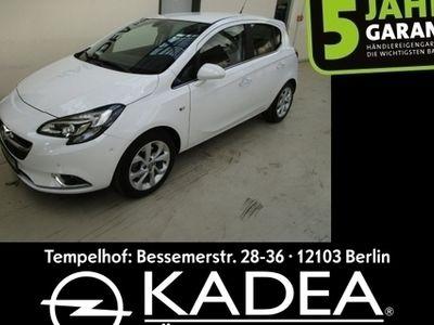 gebraucht Opel Corsa 1.4 ON Frontsch. heizb. PDC Rückfahrkamera
