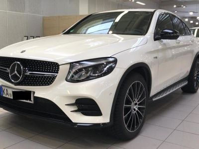 gebraucht Mercedes GLC43 AMG AMG -Coupe Coupe 4Matic 9G-TRONIC