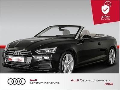 gebraucht Audi A5 Cabriolet Sport 2.0 TDI UPE 59.900,--