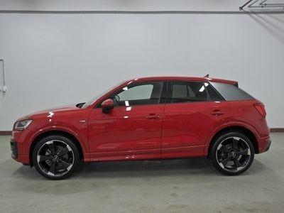 gebraucht Audi Q2 2.0 TDI quattro S tronic Sport S line Exterieur, LED, MMI Navi KLIMA ALU