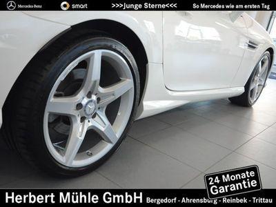 gebraucht Mercedes SLK300 Roadster AMG Line Navi Parktronic Airsca
