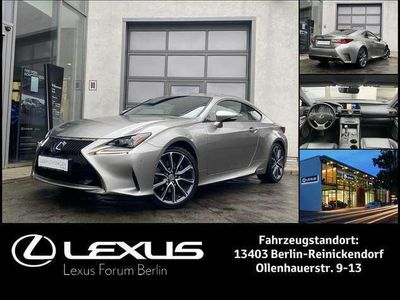 gebraucht Lexus RC300h Luxury Line * Navi * Mark Levinson * als Sportwagen/Coupé in Berlin