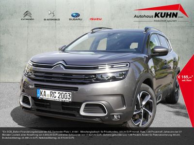 gebraucht Citroën C5 Aircross BlueHDI 180 SHZ KAMERA NAVI LED EU6
