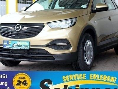 gebraucht Opel Grandland X 1.2 Start/Stop Selection