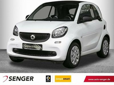 gebraucht Smart ForTwo Coupé 52 kW twinamic **Cool & Audio**Komfort**