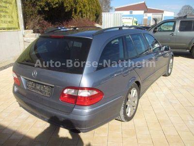 gebraucht Mercedes E500 E-Klasse T-Modell*Voll*LPG*