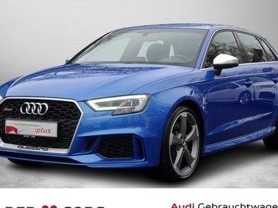 gebraucht Audi RS3 Sportback RS 3 Limousine294 kW (400 PS) S tronic