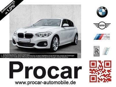gebraucht BMW 116 d M Sport Navi Business Sportsitze LED Sithzg