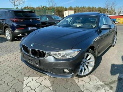 gebraucht BMW 418 Gran Coupé Euro 6 Diesel voll fahrbereit